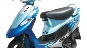 2016 TVS Scooty Pep Plus Blue