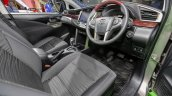 2016 Toyota Innova interior 2016 IIMS