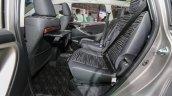 2016 Toyota Innova rear seats 2016 IIMS