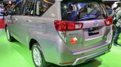 2016 Toyota Innova rear three quarters 2016 IIMS