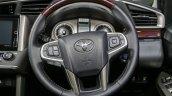 2016 Toyota Innova steering wheel 2016 IIMS