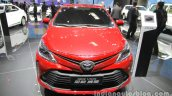 2016 Toyota Vios (facelift) front at the Auto China 2016