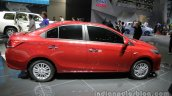 2016 Toyota Vios (facelift) side at the Auto China 2016