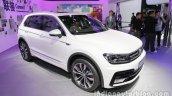 2016 VW Tiguan Sport R-Line at Auto China 2016 front three quarters