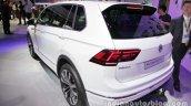 2016 VW Tiguan Sport R-Line at Auto China 2016 rear three quarters