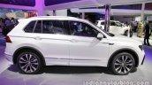2016 VW Tiguan Sport R-Line at Auto China 2016 side profile
