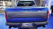 2017 Ford F-150 Raptor SuperCrew rear at the Auto China 2016