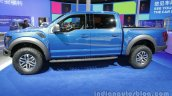 2017 Ford F-150 Raptor SuperCrew side at the Auto China 2016