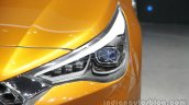 2017 Hyundai Verna concept headlight at Auto China 2016