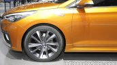 2017 Hyundai Verna concept wheel at Auto China 2016
