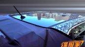 2017 Hyundai i30 panoramic sunroof