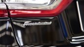 2017 Lincoln Continental badge Black spied