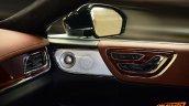 2017 Lincoln Continental door handle Black spied