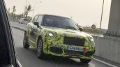 2017 MINI Countryman front three quarters spied