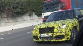 2017 MINI Countryman spied