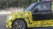 2017 MINI Countryman spyshot