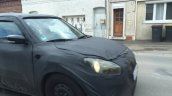 2017 Suzuki Swift spy shot