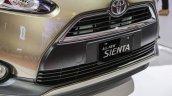 ASEAN-spec 2016 Toyota Sienta front bumper