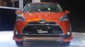 ASEAN-spec 2016 Toyota Sienta front-end