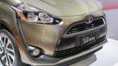 ASEAN-spec 2016 Toyota Sienta front fascia