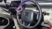ASEAN-spec 2016 Toyota Sienta steering wheel