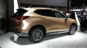 Acura CDX compact SUV rear three quarter at the Auto China 2016