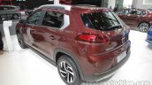 Citroen C3-XR rear three quarters left side