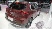 Citroen C3-XR rear three quarters