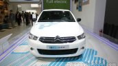 Citroen E-Elysee at Auto China 2016 front
