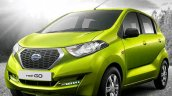 Datsun redi-GO front unveiled press image