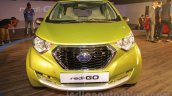 Datsun redi-GO front unveiled