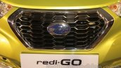 Datsun redi-GO grille unveiled