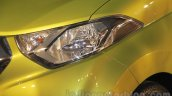 Datsun redi-GO headlamp green unveiled