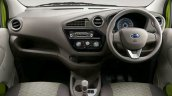 Datsun redi-GO interior unveiled press image
