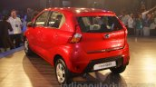 Datsun redi-GO rear quarter unveiled