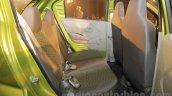 Datsun redi-GO rear seat unveiled