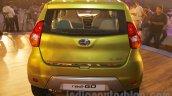 Datsun redi-GO rear unveiled