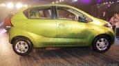 Datsun redi-GO side green unveiled