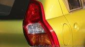 Datsun redi-GO taillamp unveiled