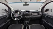 Fiat Mobi Like On interior dashboard