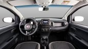 Fiat Mobi Way On interior dashboard