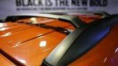 Ford EcoSport Black Edition roof cross bars