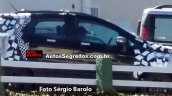 2017 Ford EcoSport (facelift) side profile spied