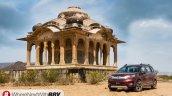 Honda BR-V India spec pre-launch pics
