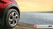 Honda BR-V alloys India spec pre-launch pics