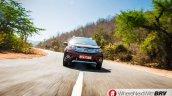 Honda BR-V front fascia India spec pre-launch pics