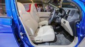 Honda Brio facelift front seat unveiled at IIMS 2016