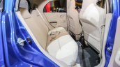 Honda Brio facelift rear seat unveiled at IIMS 2016