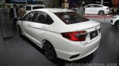 Honda Greiz at 2016 Beijing Motor Show rear three quarters