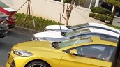 Hyundai Elantra Sport undisguised spyshot